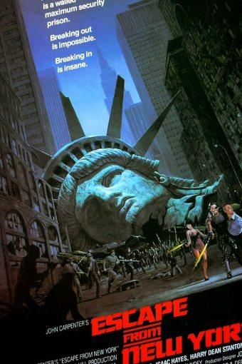 Fuga de Nova York Dublado Online