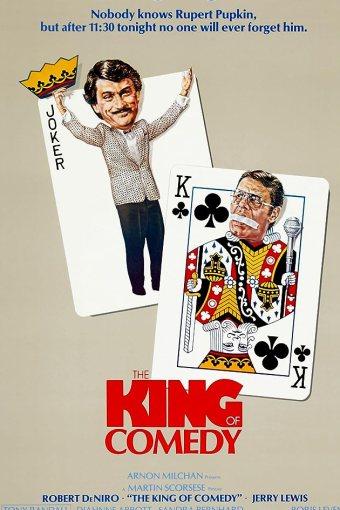 O Rei da Comédia Dublado Online