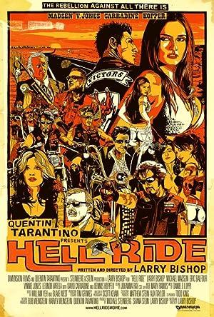 Hell Ride Legendado Online