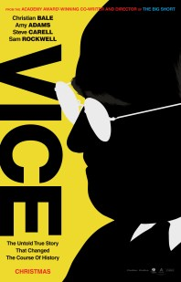 Image result for vice 2018 movie poster