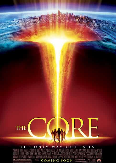 Download The Core (2003) Dual Audio Full Movie {Hindi-Eng} 480p [450MB] | 720p [1GB]