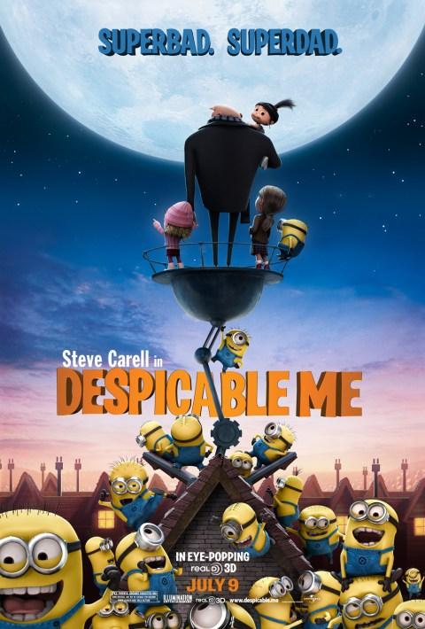 Despicable Me (2010) {Hindi-English} 480p   720p   1080p