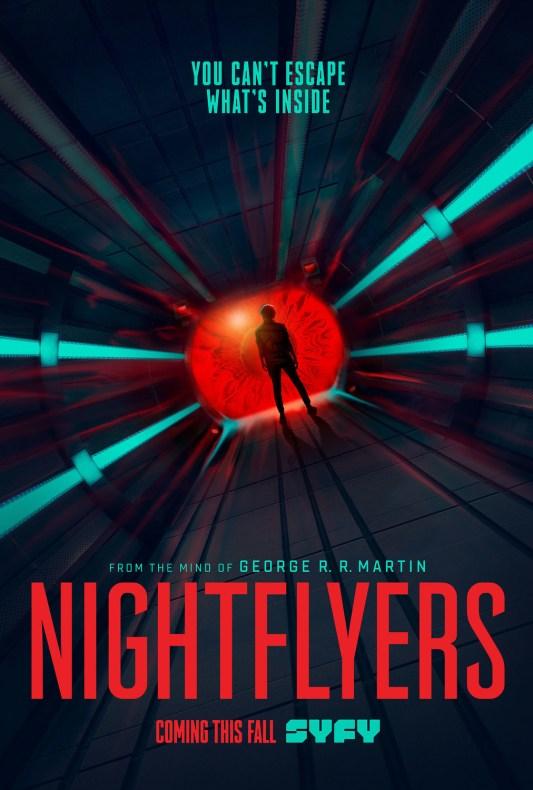 Resultado de imagen para netflix poster nightflyers