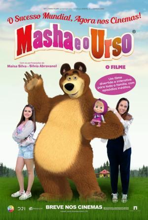 Masha e o Urso - O Filme Dublado Online