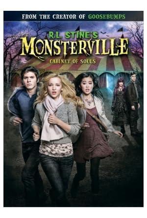 Monsterville O Armário das Almas Dublado Online