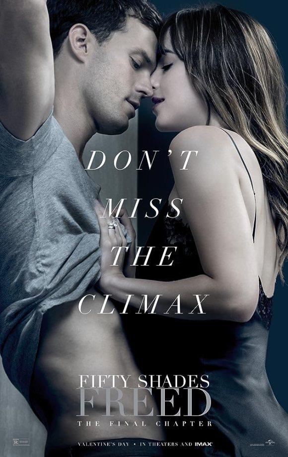 Dakota Johnson and Jamie Dornan in Fifty Shades Freed (2018)