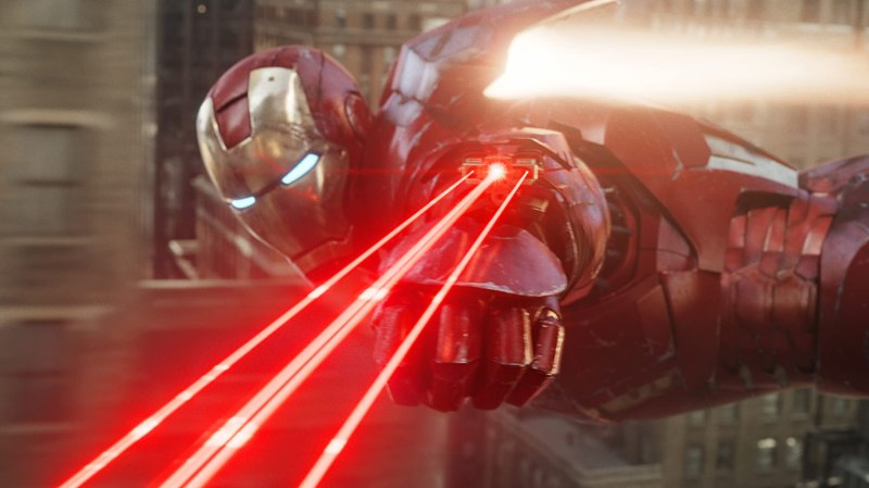 Robert Downey Jr. in The Avengers (2012)