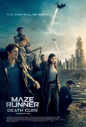 Maze Runner: A Cura Mortal Dublado Online