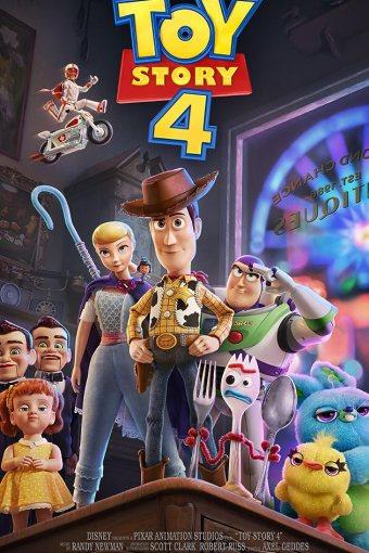 Toy Story 4 Legendado Online