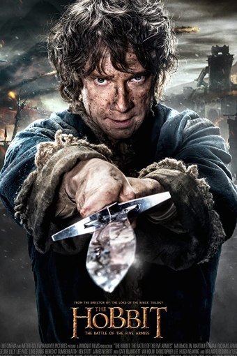 O Hobbit: A Batalha dos Cinco Exércitos Dublado Online