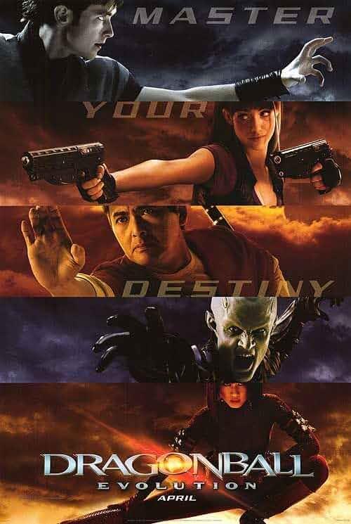 Dragonball Evolution 2009 720p BluRay x264 Dual Audio [Hindi 5.1 - English 2.0] ESub