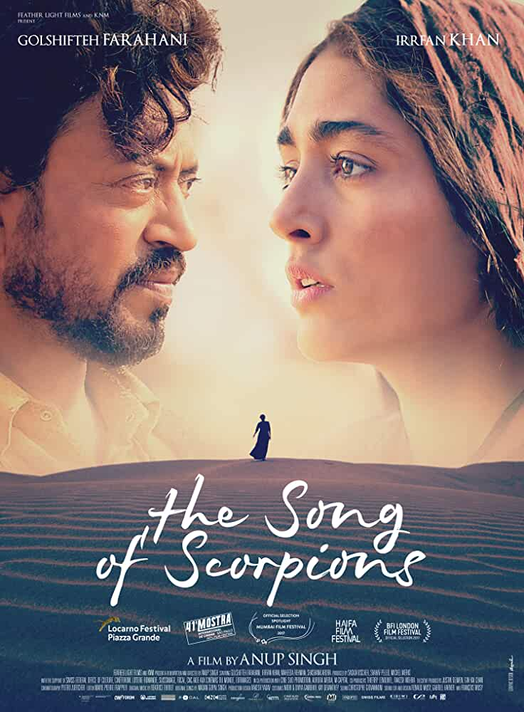 Download The Song of Scorpions (2017) Full Movie In Hindi Bluray 480p [400MB] | 720p [1GB]