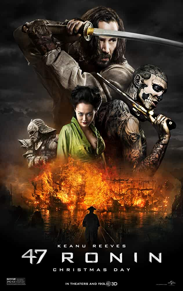 47 Ronin 2013 Dual Audio 720p BluRay ESub Watch Online FreeDownload at movies365.co