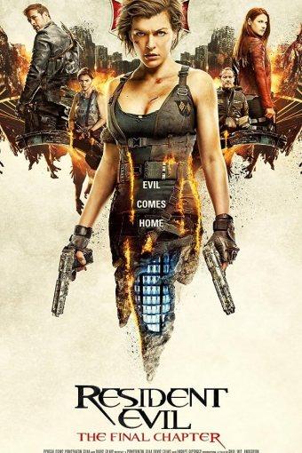 Resident Evil 6: O Capítulo Final Dublado Online