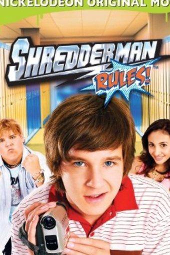 Shredderman: Justiceiro dos Nerds Dublado Online