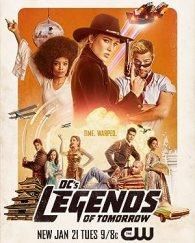Legends of Tomorrow Season 06 | Episode 01-08