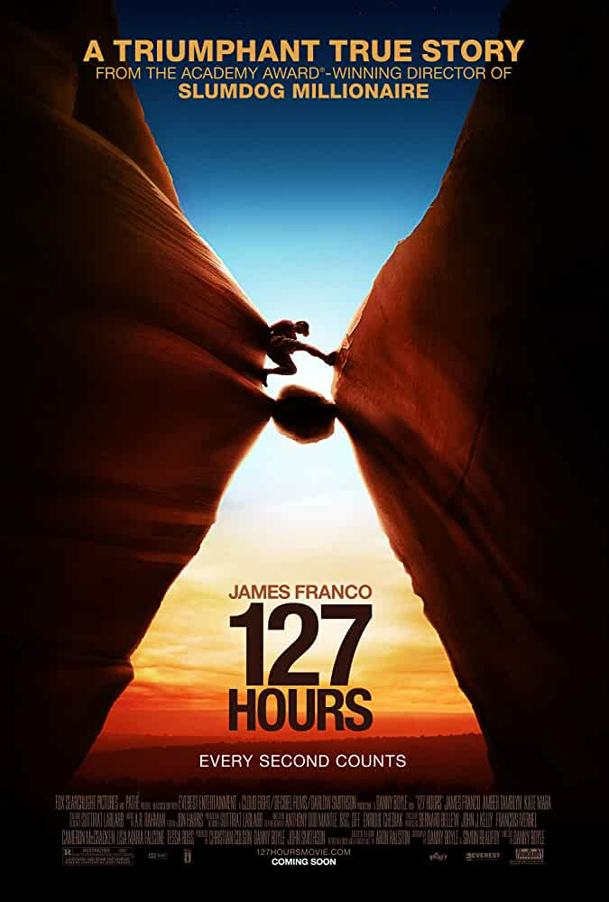 Download 127 Hours (2010) BluRay 480p [250MB]   720p [750MB]   1080p [1.4GB]   {Not Hindi Dubbed}
