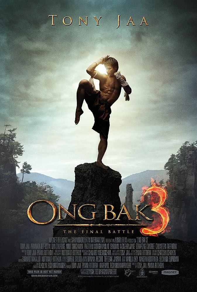 Tony Jaa in Ong-bak 3 (2010)