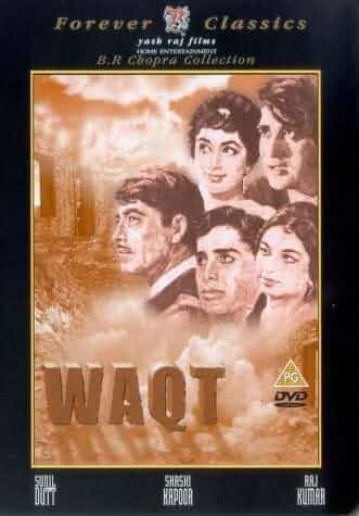 Download Waqt (1965) | Balraj Sahni | Raaj Kumar | Sunil Dutt