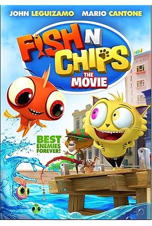 Fish N Chips Dublado Online