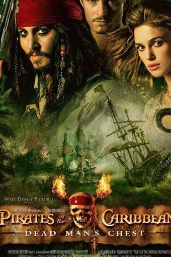 Piratas do Caribe: O Baú da Morte Dublado Online