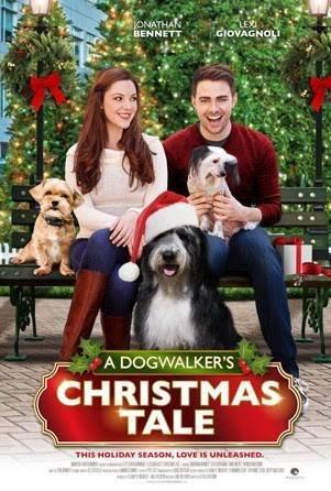 A Dogwalker's Christmas Tale DVD Cover