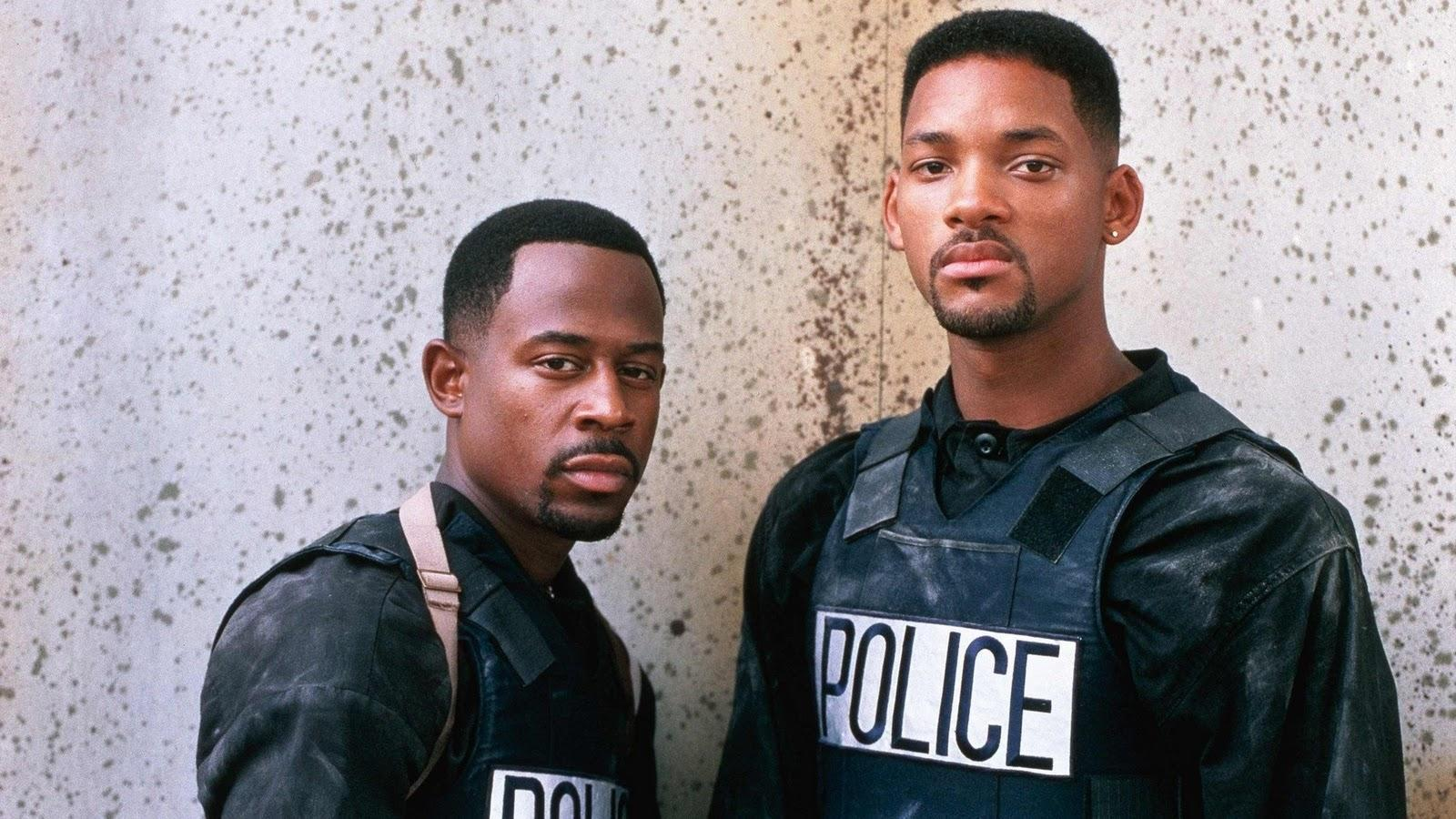 Bad Boys / Columbia Pictures. © 1995. All rights reserved.