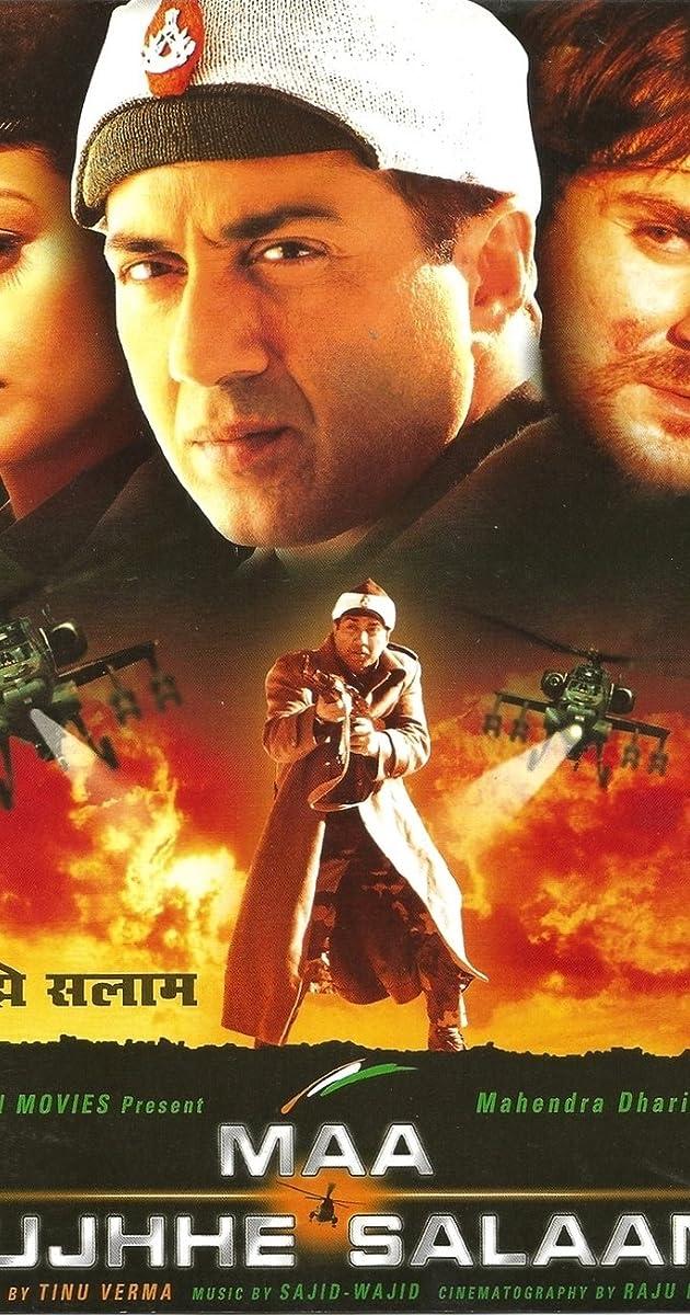 Maa Tujhe Salaam (2002) Hindi 720p WEB-DL 1.3GB | 450MB Download