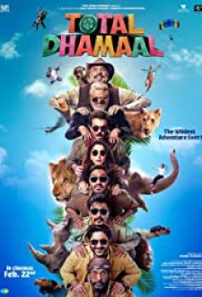 Total Dhamaal 2019 Movie