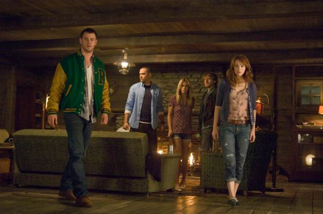 The Cabin in the Woods (2011) Vacations from Hell
