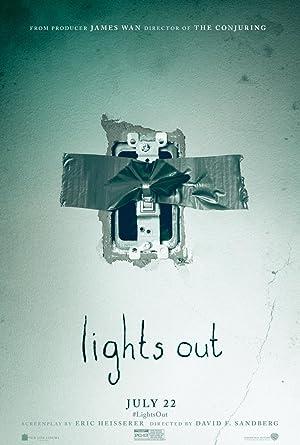Poster do filme - Quando as Luzes se Apagam