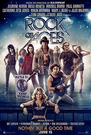 Rock of Ages – O Filme Dublado Online - Ver Filmes HD