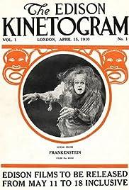 Image result for frankenstein 1910
