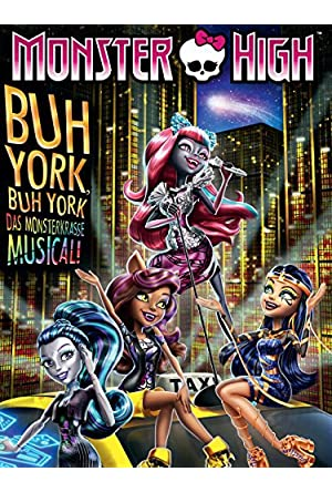 Monster High: Boo York, Boo York – Um Musical de Arrepiar Dublado Online