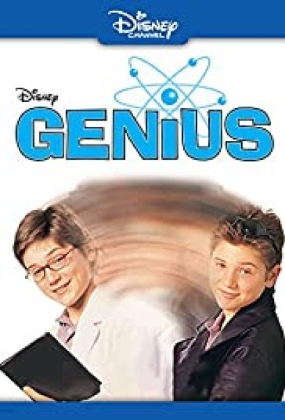 "Poster Image of the 1999 Disney Channel movie ""Genius"""