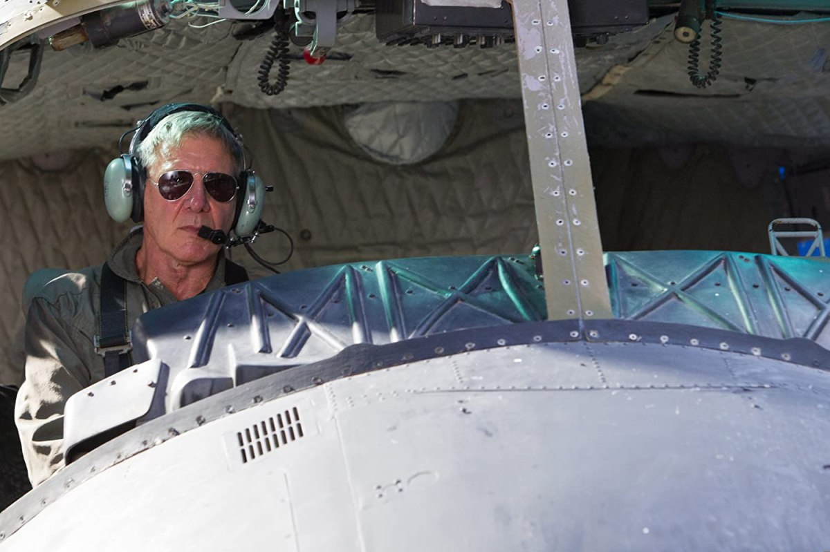 harrison ford di the expendables 3