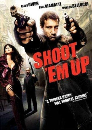 Shoot Em Up (2007) Dual Audio 720p BluRay x264 [Hindi – English] 600MB