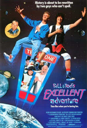 Bill & Ted – Uma Aventura Fantástica Dublado Online