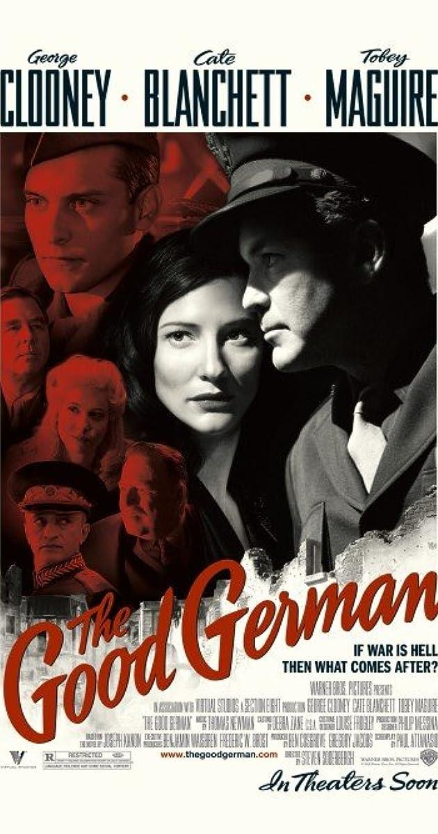 The Good German (2006) - George Clooney as Jake Geismer - IMDb