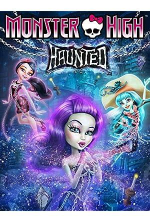 Monster High: Assombrada Dublado Online
