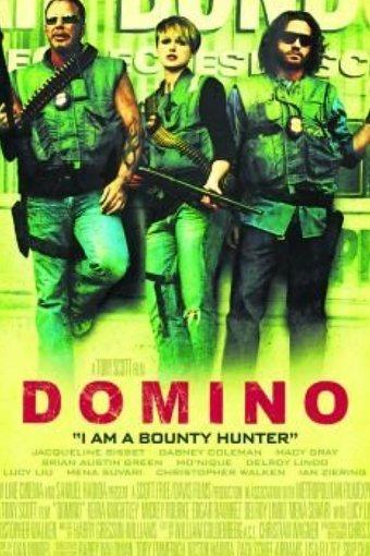 Domino, a Caçadora de Recompensas Dublado Online
