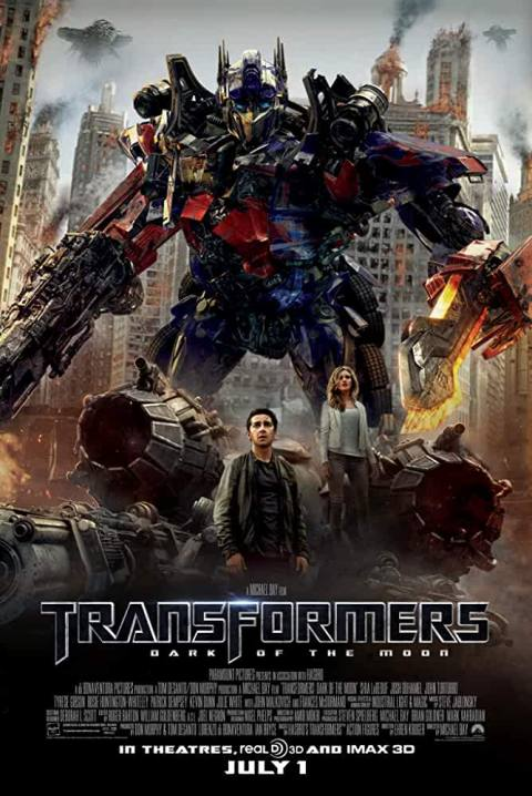 Download Transformers 3: Dark of the Moon (2011) Dual Audio Hindi 720p [1GB] | 1080p [4.6GB]