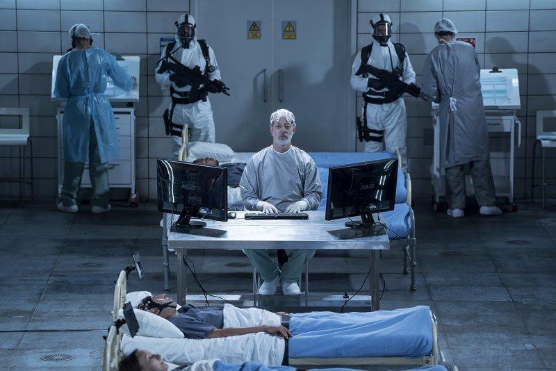 Terrence Mann in Sense8 (2015)