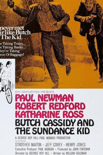 Butch Cassidy Dublado Online