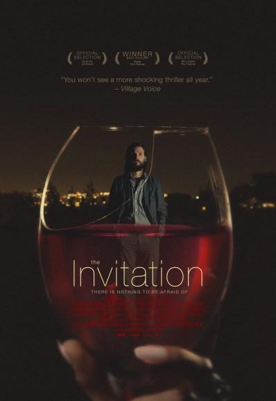 The Invitation on netflix - the best horror movie