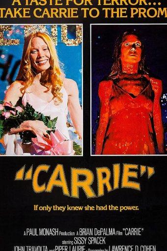 Carrie – A Estranha 1976 Dublado Online