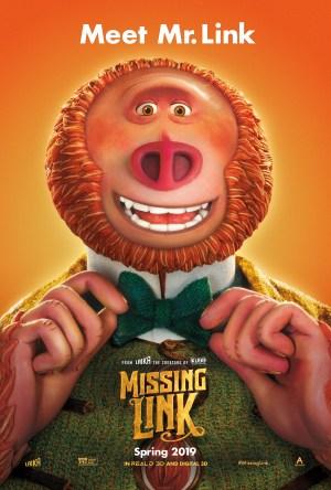 Missing Link Dublado Online