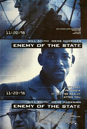 Inimigo do Estado Dublado Online