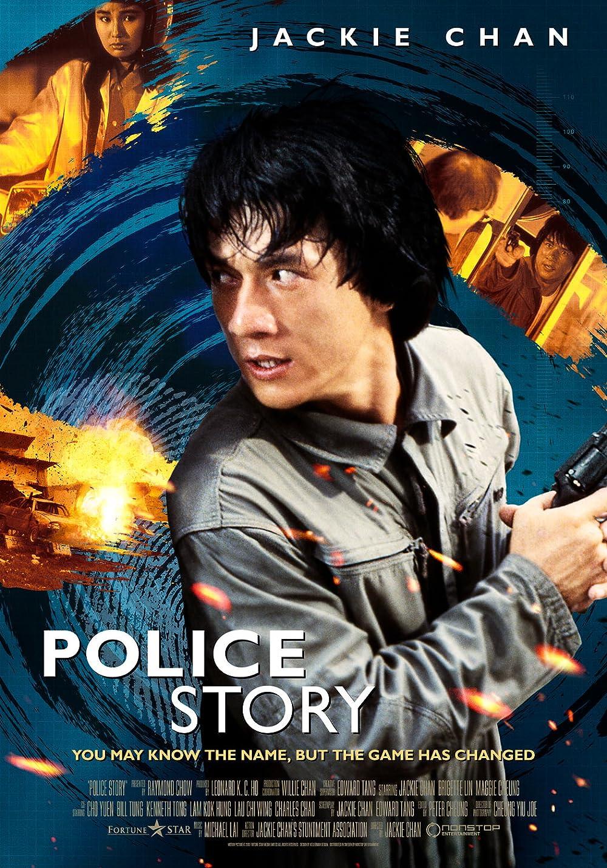 Police Story 1985 Hindi Dual Audio 480p | 720p BluRay 360MB | 900MB Download