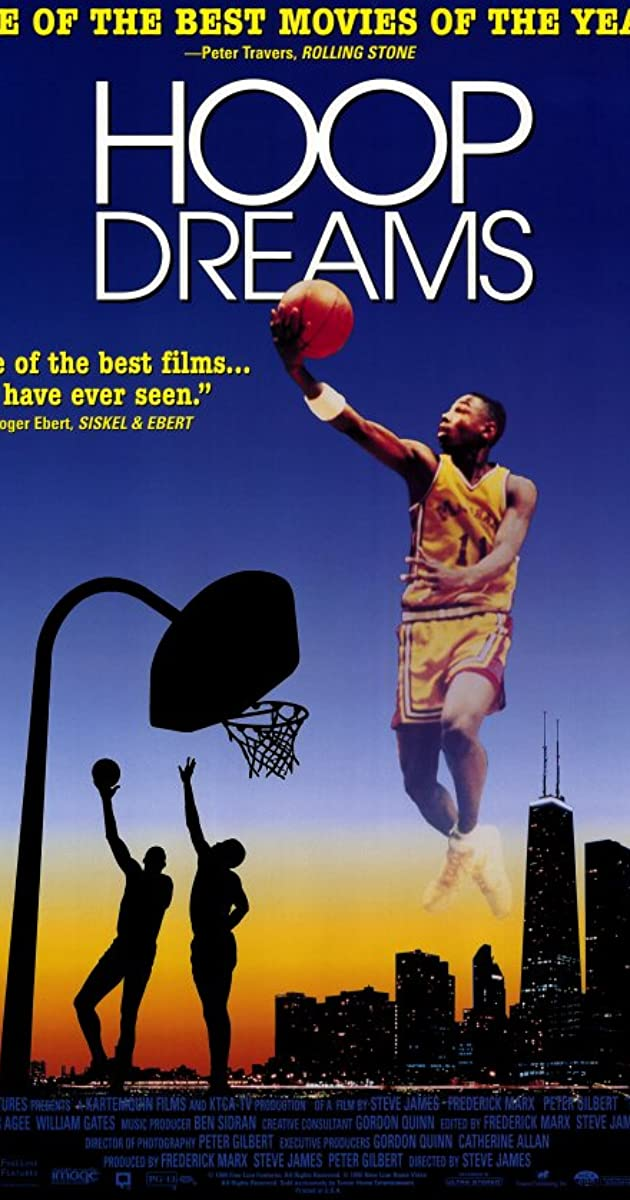 Hoop Dreams (1994) - IMDb